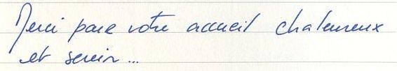 APPRECIATION-ACCUEIL-eRIC ET mARIE-aNGE
